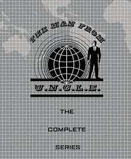 The Man From U.N.C.L.E. - The Complete Series (DVD, 2014, 41-Disc Set)