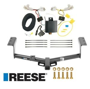 Reese Trailer Tow Hitch For 13-18 Toyota RAV4 w/ Wiring Harness Kit