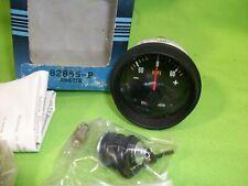 NOS Vintage STEWART WARNER Ammeter Rat Rod Gasser SCTA Mopar Ford GM