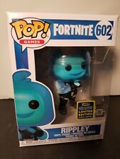 Funko Pop Rippley Fortnite 2020 Limited Edition Summer Convention Exclusive