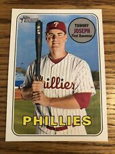 Tommy Joseph 2018 Topps Heritage Phillies  #34   *5835*