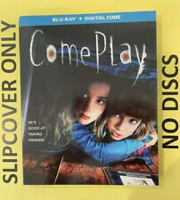 Come Play (2021) - Blu-ray Slipcover ONLY - NO DISCS
