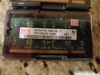 Hynix PC2-5300S (DDR2-667) 1 GB SO-DIMM 667 MHz PC2-5300S-555-12 RAM
