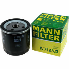 Original MANN-FILTER Ölfilter W 711/80 Oil Filter