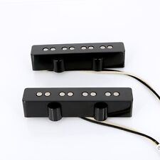 Lindy Fralin Pickup Set for Fender Jazz Bass +5% Overwound  = More Output