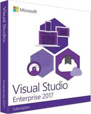 Visual Studio 2017 Enterprise License Digital Delivery Authorized Reseller