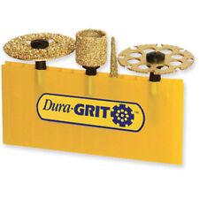 Duragrit Dura-Grit 4 Pièces Starter Set - 474769