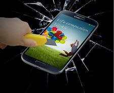 Samsung Note 2 N7100 Premium Tempered Glass Film Screen Protector & Package