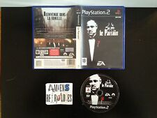 Le parrain / the godfather Sony Playstation PS2 PAL FR