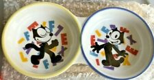 Felix the Cat kitty bowl