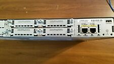 Cisco 2811 Router IOS 12.4 CCENT CCNA CCVP CCIE CCSP LAB 512d/256f