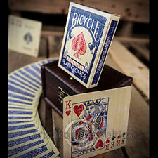 Bicycle Faded Deck - Blue Magician Trick Magic Tricks Cards Perform Disappear