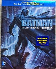 Batman: The Dark Knight Returns, Part 1 Blu-ray w/ case *NO DVD NO DIGITAL COPY*