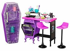 Monster High Home Ick Classrooms School house Furniture.