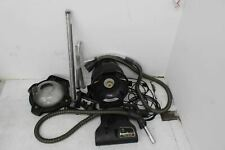 RAINBOW E-2 Black Canister Speed Deep Cleaning Vacuum Cleaner Reconditioned