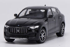 Welly 1:24 Maserati Levante Black Diecast Model Car Vehicle New in Box