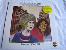Mint unplayed Brian Auger Julie Driscoll London 1964-67 180g Charly in shrink