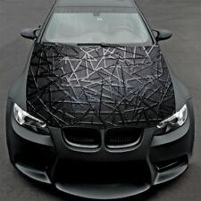 Abstract Full Color Decal, Car Hood Vinyl Sticker, Car Decal Wrap Design Q154