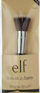 Elf Cosmetics Beautifully Bare 96003 Stipple Brush, 1 Ounce