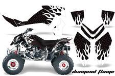 ATV Graphics Kit Quad Decal Wrap For Polaris Outlaw 500 525 2006-2008 DFLAME W K