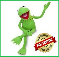 New 2019 Eden Full Body Kermit the Frog Puppet Memes Plush Toy High Quality