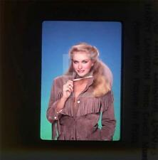 W262 Donna Dixon 35mm Harry Langdon Transparency w/rights
