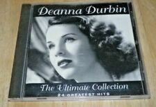 Deanna Durbin - Ultimate Collection (24 Greatest Hits, 1996)