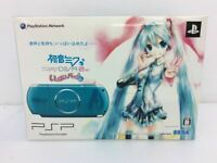Miku Hatsune Project DIVA 2nd full pack Sega PlayStation PSP sony rare
