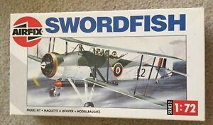 Airfix Swordfish 1:72 model kit