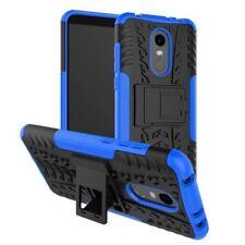 Etui Hybride 2 Pièces Extérieur Bleu Sac étui pour Xiaomi Redmi 5 protection