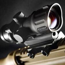 Barska Electro Sight Tactical Scope 1x30 IR Matte Black, AC10984 w/ Weaver Rail