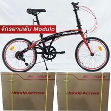 "JDM 20"" Honda Modulo folding bike road Bicycle shimano 21 speed Red Genuine AC"