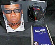 HERBIE HANCOCK Future2Future Live (DVD, 2002) Fusion Funk DJ Rockit Chameleon