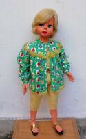 Bambola Bonomi anni 50 Doll Poupee Vintage Antica Made in Italy Furga