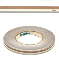 Doral Silver / Clear / Copper 7/16 Inch x 150 FT Boat Pinstripe Tape