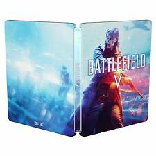 ohne Spiel Battlefield 5 V Steelbook Steel Box Steelcase NEUWARE