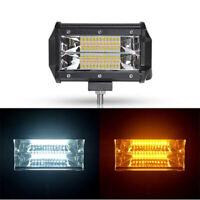 "5"" CREE LED Pod Work RV Light Bar Spot Beam Off-Road Driving Fog Lights 12V 2019"