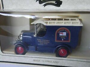 Lledo LP50004, Bull Nose Morris Van, British Navy Pussers Rum, HMS Victory