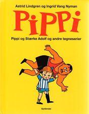 Buch Pippi Langstrumpf Långstrump Og Staerke Adolf,DÄNISCH,Astrid Lindgren Comic