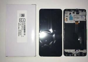 LCD Display Touch Screen Glass Screen Original Samsung A10 SM-A105F Black + Kit