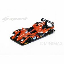 SPARK LM S5121 Gibson 015S Nissan G-Drive n°38 24h Le Mans 2016 Dolan 1/43