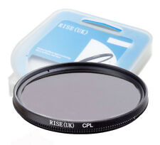 FILTRO POLARIZZATORE CIRCOLARE POLARIZER FILTER CPL FILTER 62 mm per Canon Nikon