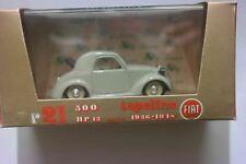 BRUMM R 21 FIAT 500 topolino 13 HP de 1936 à 48.  Boîte et surboîte
