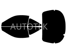 PreCut All Sides + Rear Window Any Tint Shade% for Acura Integra Coupe 1994-2001