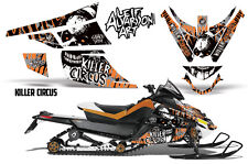 AMR Racing Arctic Cat Z1 Turbo Wrap Snowmobile Graphic Kit Sled Decals 06-12 KCO