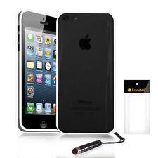 Étuis, housses et coques Bumper blanc iPhone 5 pour téléphone mobile et assistant personnel (PDA) Apple