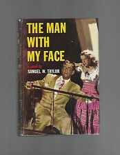 The Man with My Face Samuel W. Taylor First Edition Printing Book Into Film