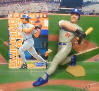 1996  MIKE PIAZZA - Starting Lineup - SLU - Figure & Card - LOS ANGELES DODGERS