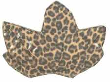 Leopard PVC Male Mens Fig Leaf Novelty Fancy Dress figleaf cover up Adam & Eve