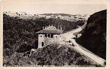 ES DE SAO PAULO BRAZIL~CAMINO DO MAR ALTO DA SERRA~CARS~PHOTO POSTCARD 1920-30s